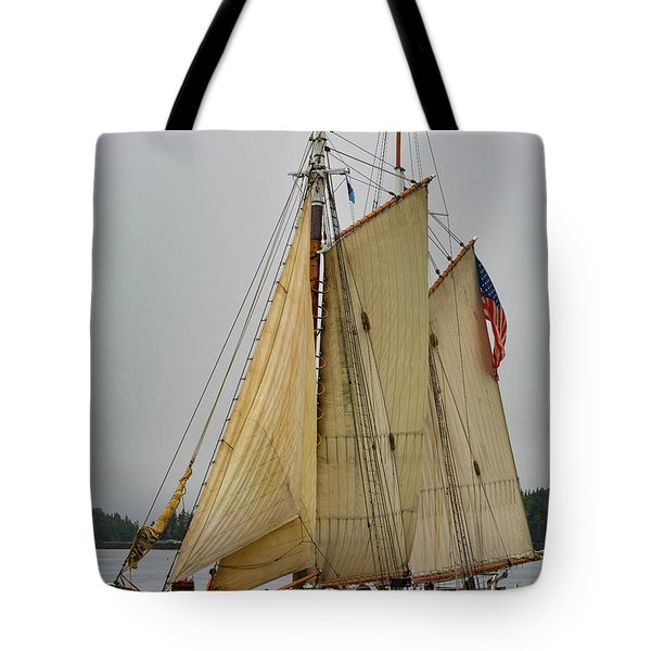 Port Side Tote Bag