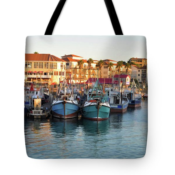 Port St. Francis Tote Bag