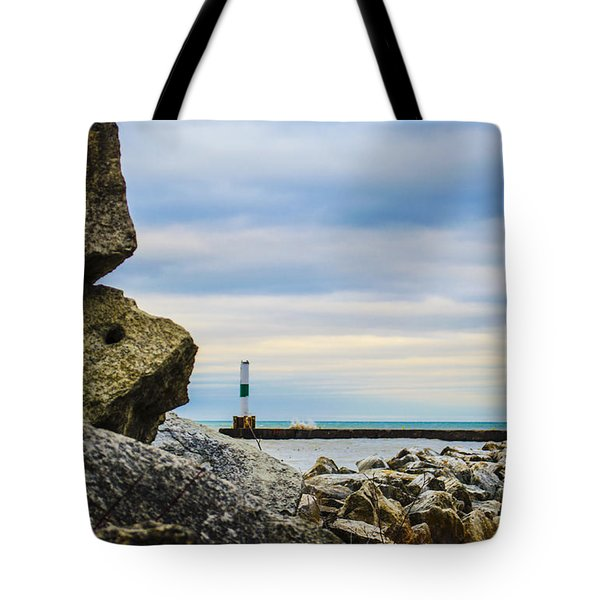 Port Washington Light 4 Tote Bag
