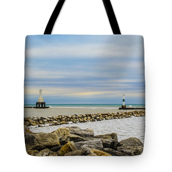 Port Washington Light 5 Tote Bag