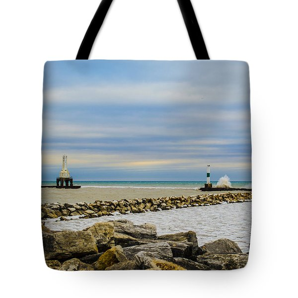 Port Washington Light 6 Tote Bag