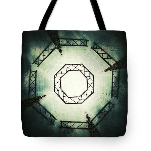 Portal Tote Bag by Jorge Ferreira
