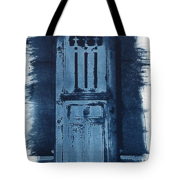 Portals Tote Bag by Jane Linders