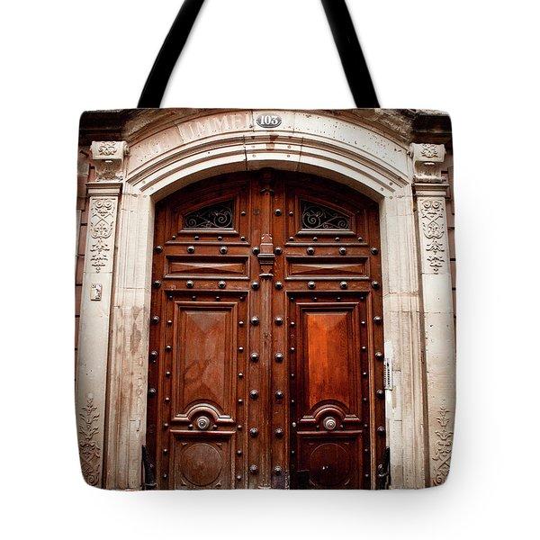 Porte 103 Tote Bag