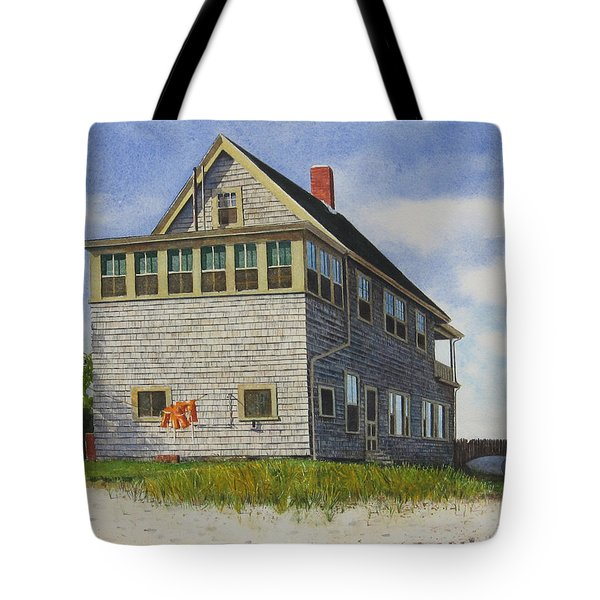 Porter House Tote Bag