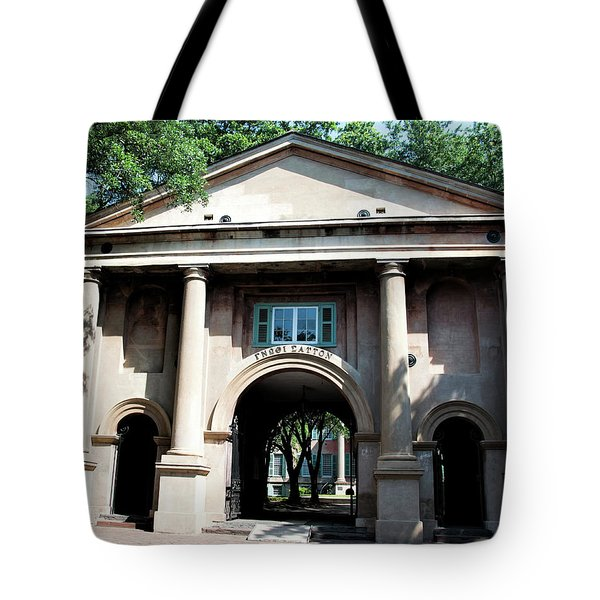 Porter's Lodge Tote Bag