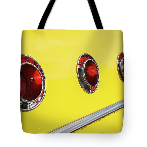 Tote Bag featuring the photograph Portholes by Dennis Hedberg