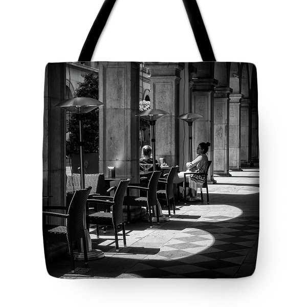 Portico Conversation Tote Bag