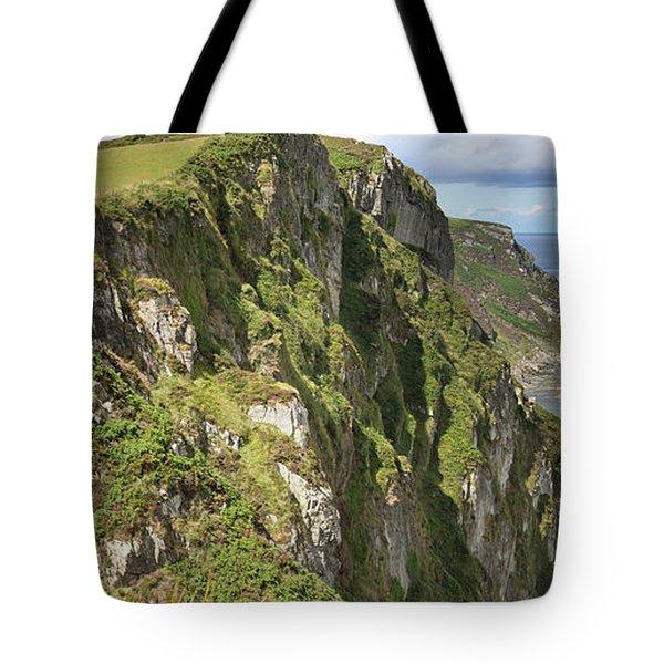 Portkill Cliffs Tote Bag