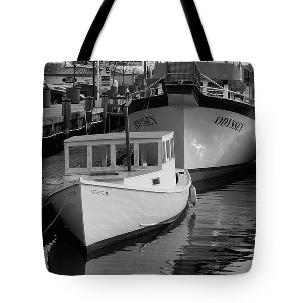 Portland, Maine  Tote Bag