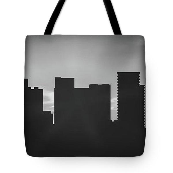 Portland Sunset Usorpo-pa02 Tote Bag