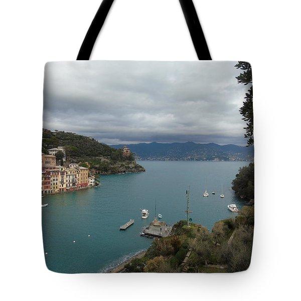 Portofino Seasie Tote Bag