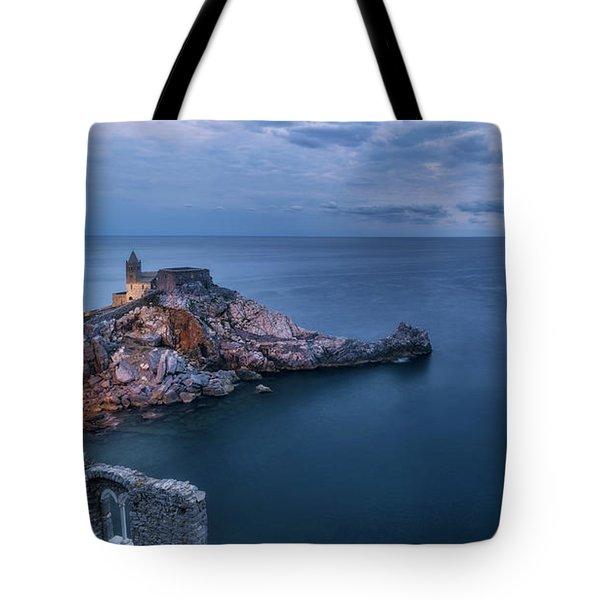 Portovenere Tote Bag