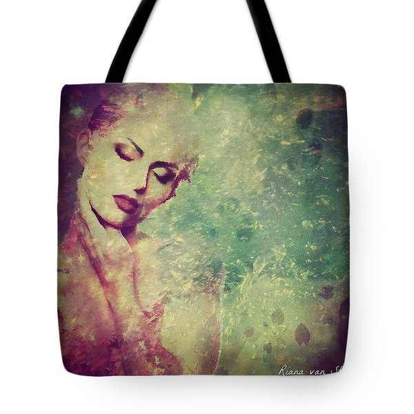 Portrait 36 Tote Bag