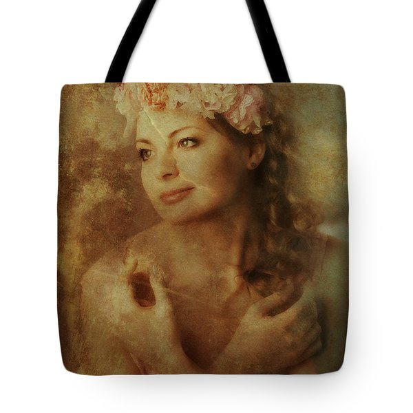 Portrait 44 Tote Bag
