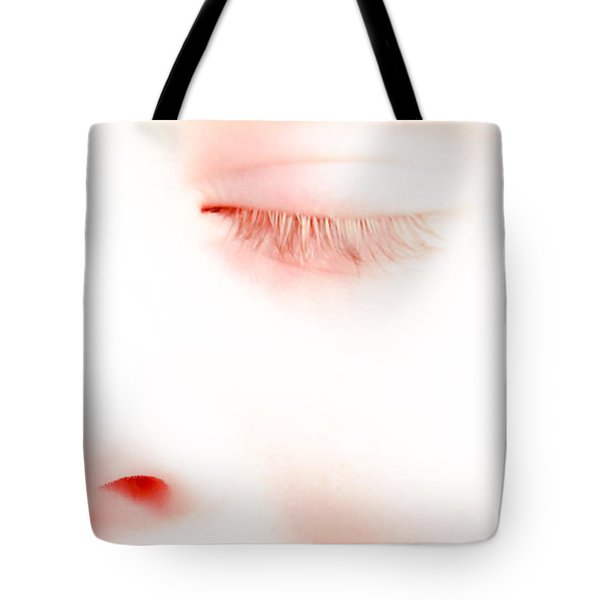 Portrait Of A Dream Tote Bag by Bob Orsillo