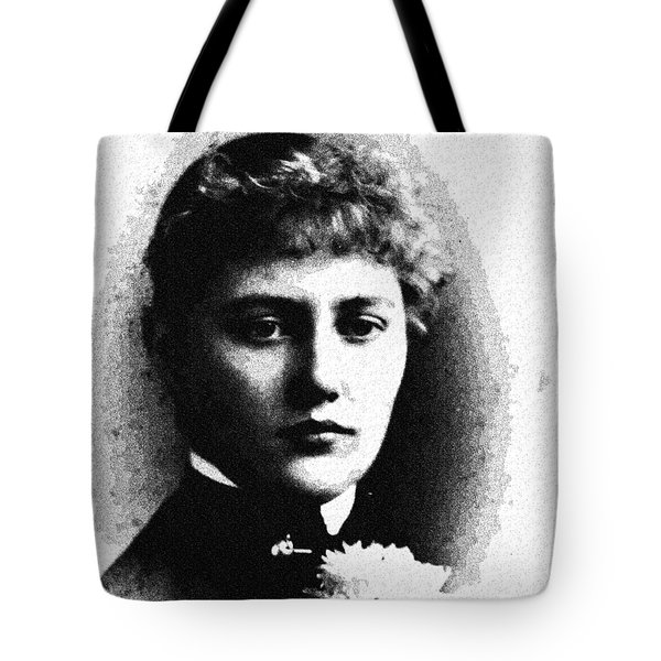 Portrait Of A Youth 34 By Adam Asar -  Asar Studios Tote Bag