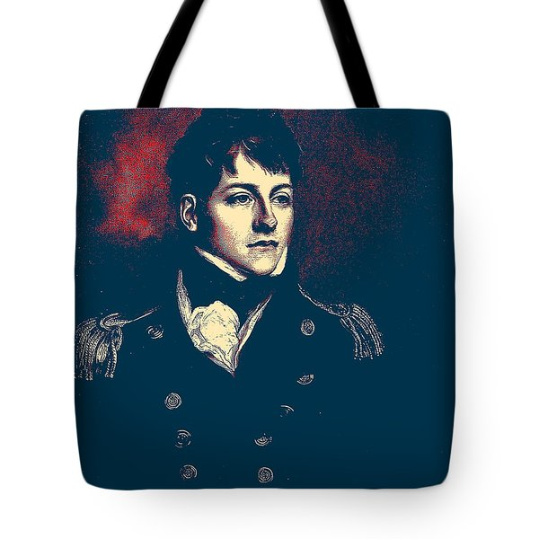 Portrait Of A Youth 46 By Adam Asar -  Asar Studios Tote Bag