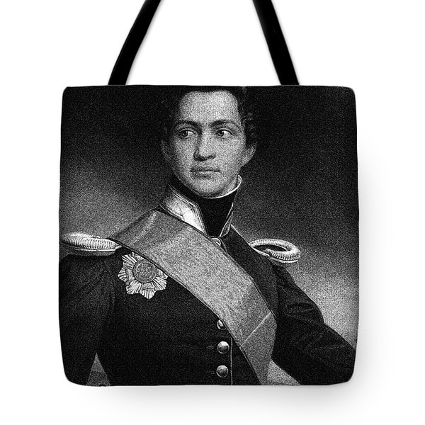 Portrait Of A Youth 49 By Adam Asar -  Asar Studios Tote Bag