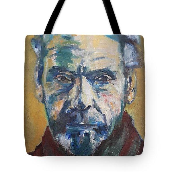 Portrait Of Jeremy Tote Bag