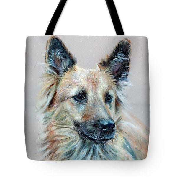 Portrait Of Sasha Tote Bag