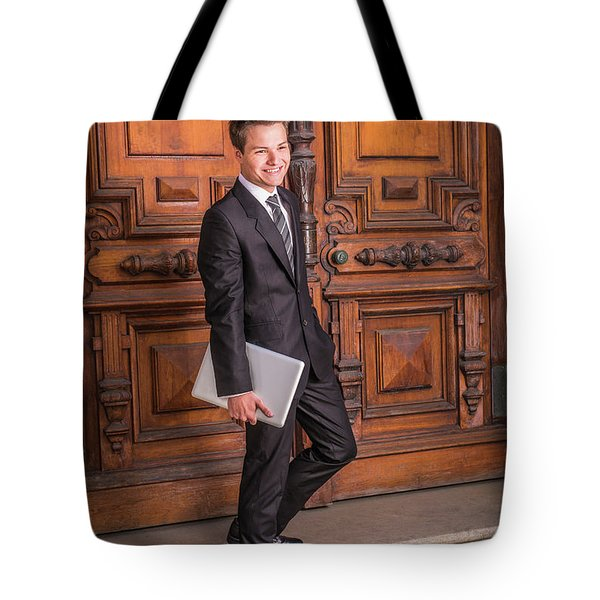 Portrait Of School Boy 1504256 Tote Bag