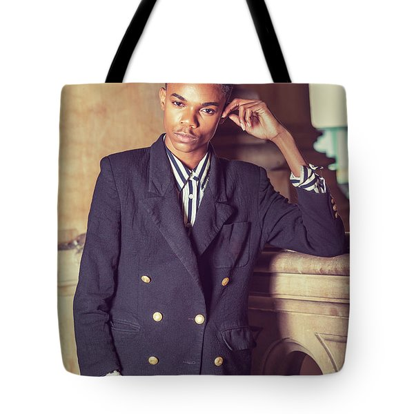 Portrait Of School Boy 1504262 Tote Bag