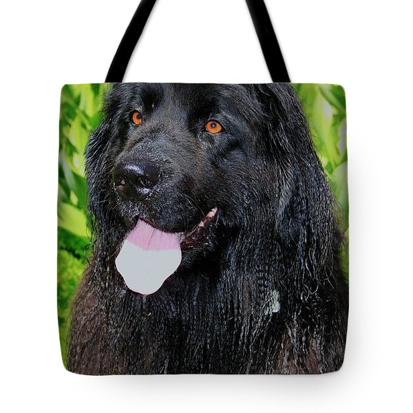 Portrait Of Sierra Tote Bag