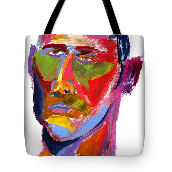 Portrait Prez Tote Bag