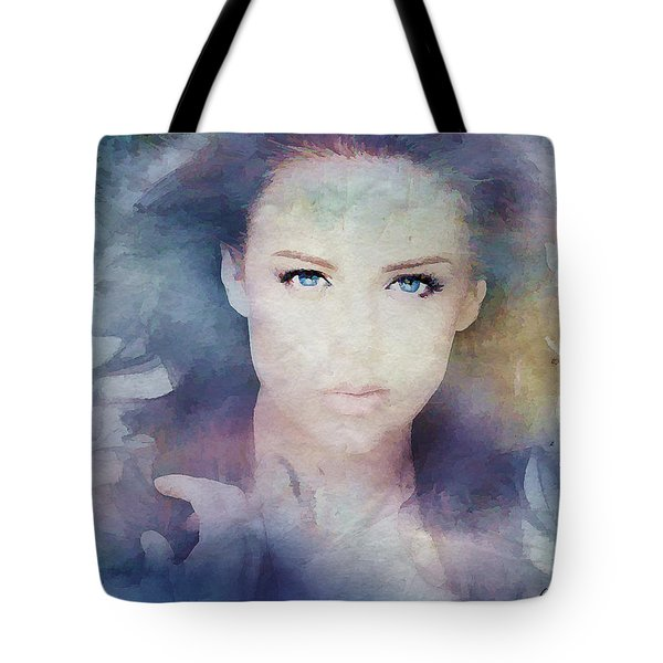 Portrait38 Tote Bag
