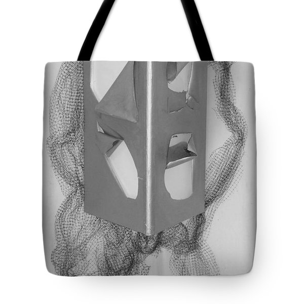 Portrait Tote Bag by Al Goldfarb