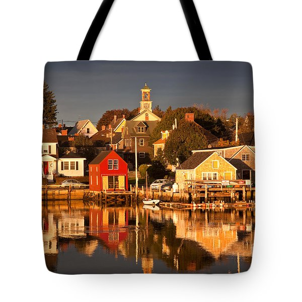 Portsmouth Reflections Tote Bag