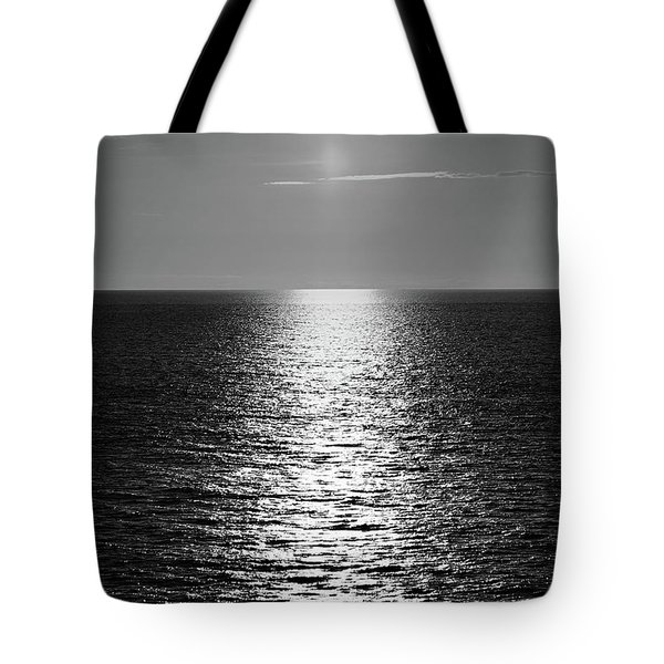 Portstewart Sunset Tote Bag