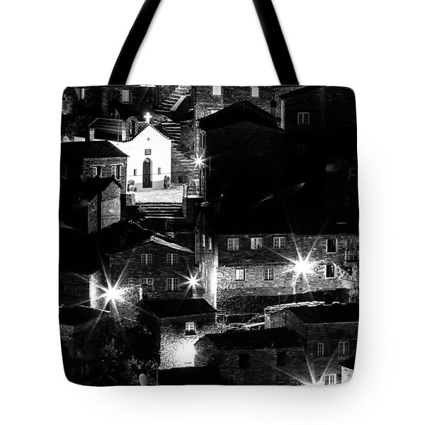 Tote Bag featuring the photograph Portuguese Rural Village by Edgar Laureano