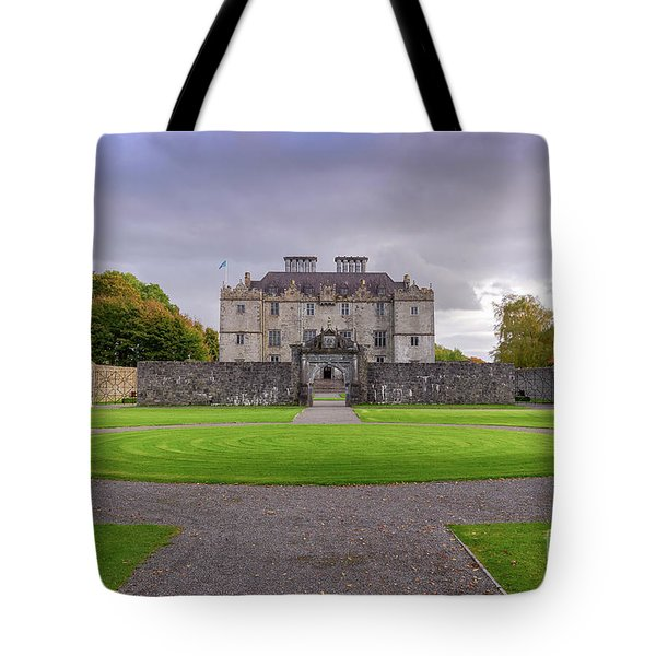 Portumna House  Tote Bag