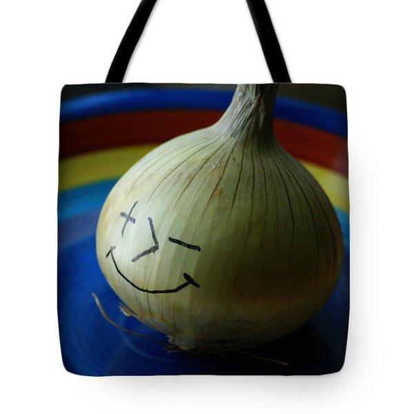 Posimoto Tote Bag