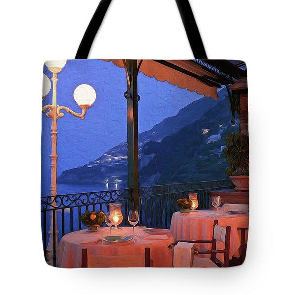 Positano, Beauty Of Italy - 05 Tote Bag