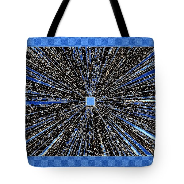 Positive Energy Tote Bag by Will Borden
