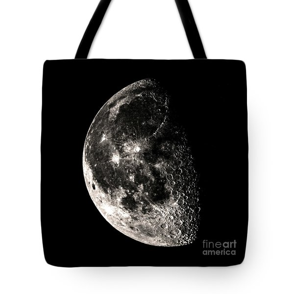 Positive Moon Tote Bag