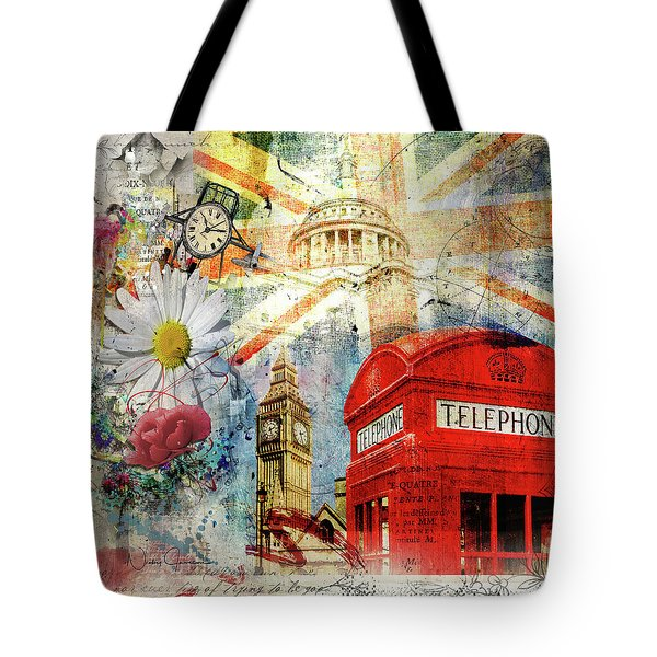 Positive Vibrations Tote Bag