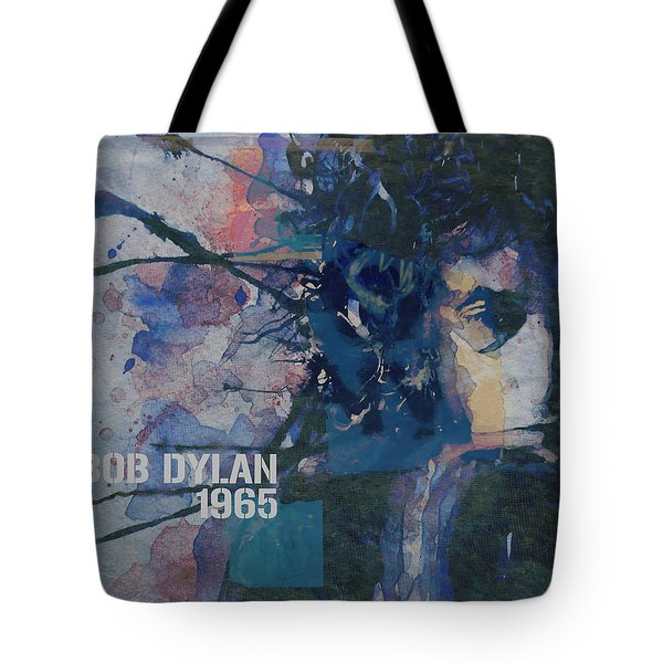 Positively 4th Street Tote Bag by Paul Lovering