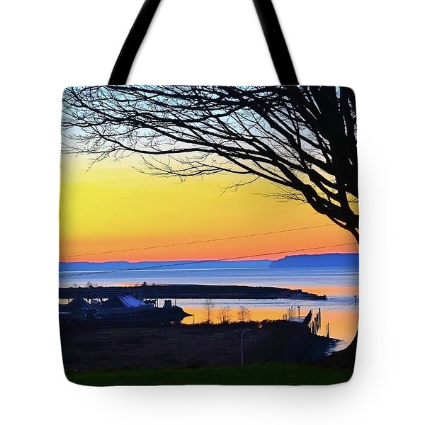 Possession Sound Tote Bag by Tobeimean Peter