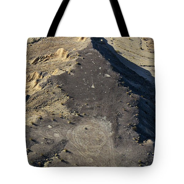 Tote Bag featuring the photograph Possible Archeological Site by Jim Thompson