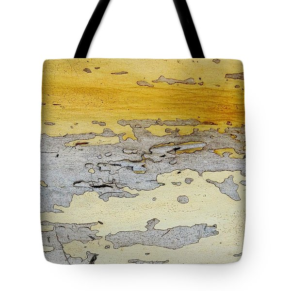 Possum Abstract Landscape 3 Tote Bag
