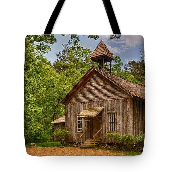 Possum Trot Church Tote Bag