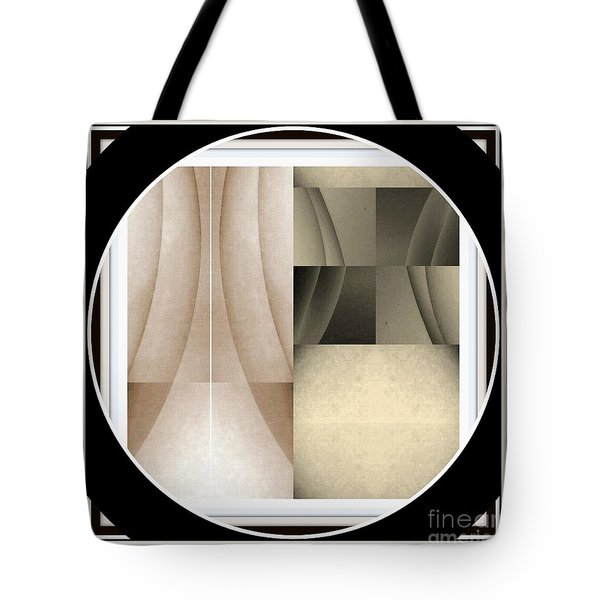 Post Modern Woman Series Two Tote Bag