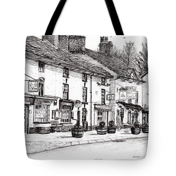 Post Office  Prestbury Tote Bag