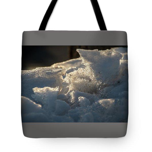 Post Plow - Tote Bag