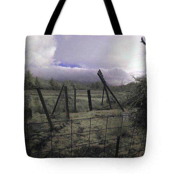 Post Storm Tote Bag