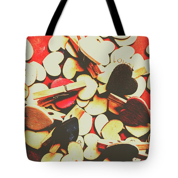 Postcard From Lovers Old Tote Bag